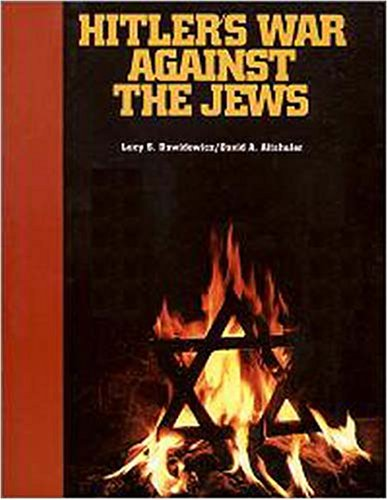 9780874412222: Hitler's War Against the Jews: A Young Reader's