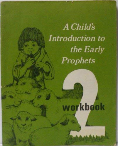 9780874412697: A Child's Introduction to the Early Prophets