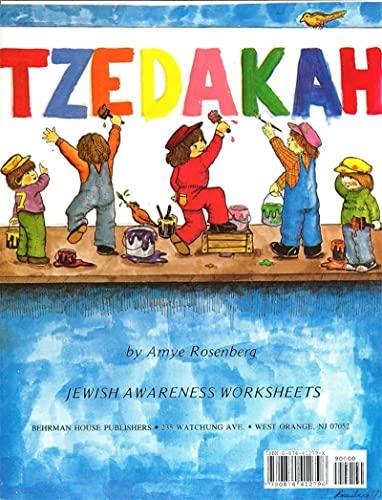 9780874412796: Tzedakah (Jewish Awareness Series)