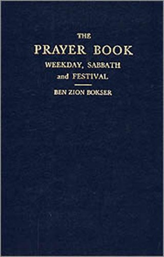 9780874413724: Siddur: The Prayer Book