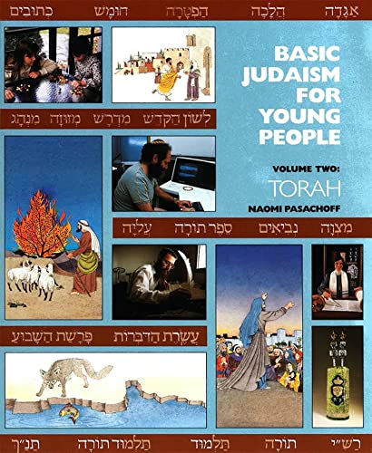 9780874414240: Basic Judaism for Young People, Vol.2: Torah