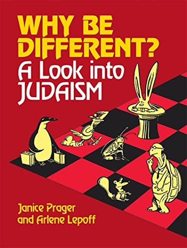 9780874414271: Why Be Different: A Look into Judaism