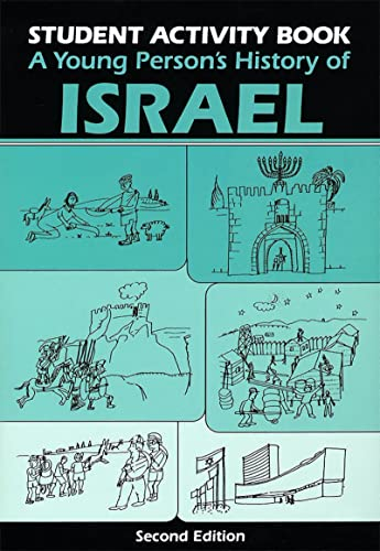 9780874414295: A Young Person's History of Israel: Student Activity Book