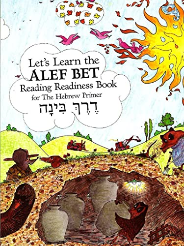 9780874414394: Let's Learn the ALEF Bet