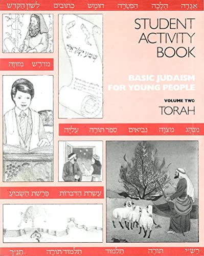 9780874414424: Basic Judaism for Young People: Torah (Basic Judaism for Young People Vol. 2)
