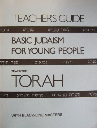 9780874414431: Basic Judaism for Young People: Torah