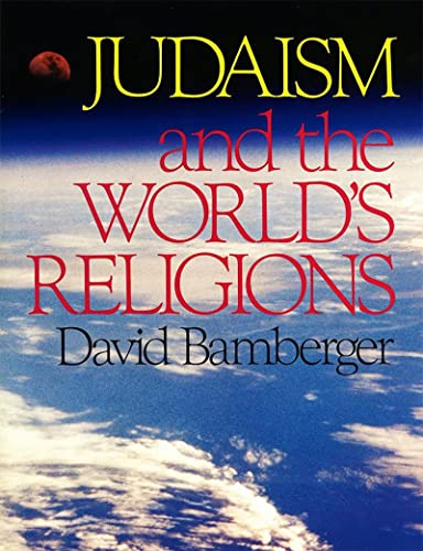 9780874414615: Judaism and the World's Religions