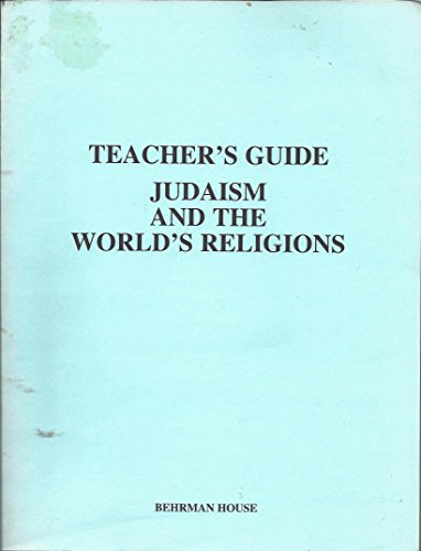 9780874414813: Judaism and the World's Religions