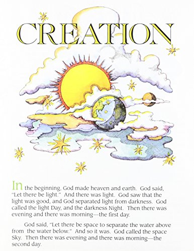 Let's Discover the Bible, Set 1: Creation,: Shirley Rose