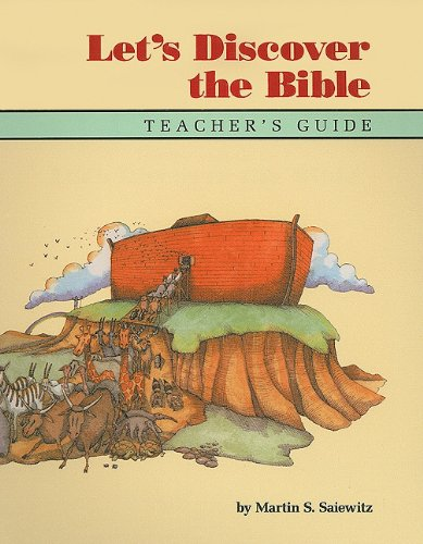9780874415438: Let's Discover the Bible: Teachers Guide