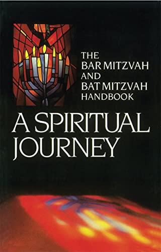 9780874415513: A Spiritual Journey: The Bar Mitzvah and Bat Mitzvah Handbook