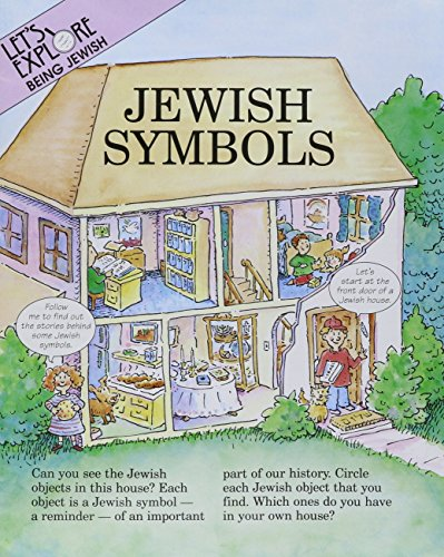 9780874416039: Jewish Symbols (Let's Explore Being Jewish)