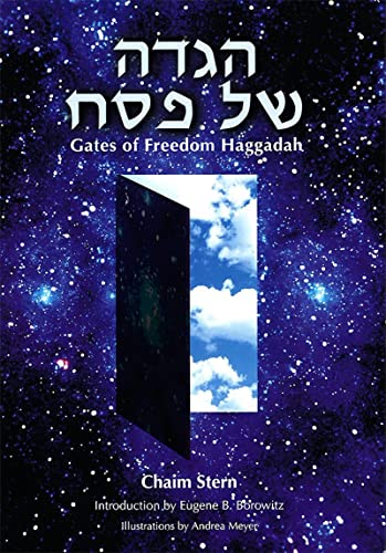9780874416626: Gates of Freedom - A Passover Haggadah