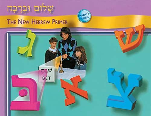 9780874416787: the New Hebrew Primer TEACHER'S EDITION