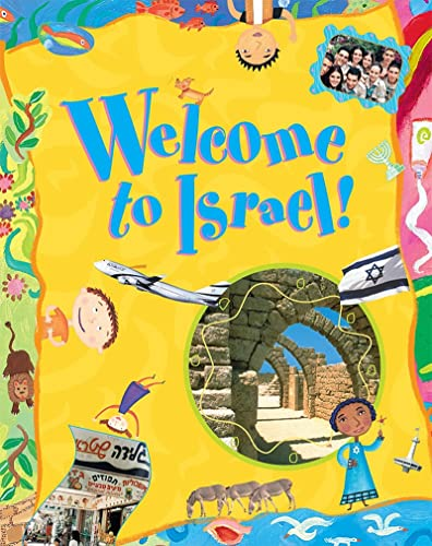 9780874416923: Welcome to Israel!