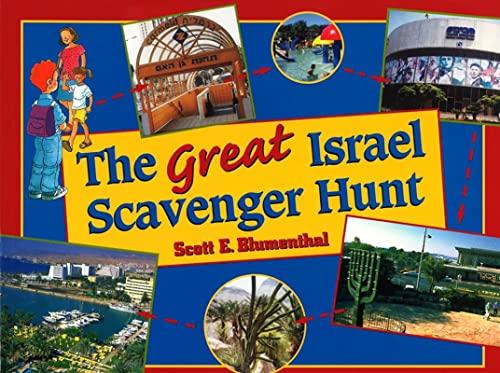 9780874417111: The Great Israel Scavenger Hunt