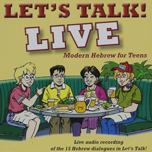 Let's Talk! Live (Hebrew Edition): Behrman House