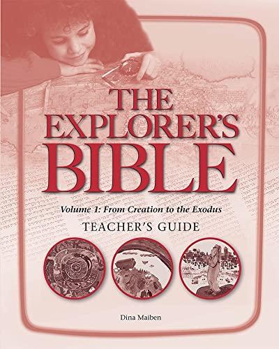 9780874417944: Explorer's Bible, Vol 1 - Teacher's Guide