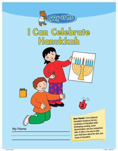 9780874418095: Look at Me: I Can Celebrate Hanukkah