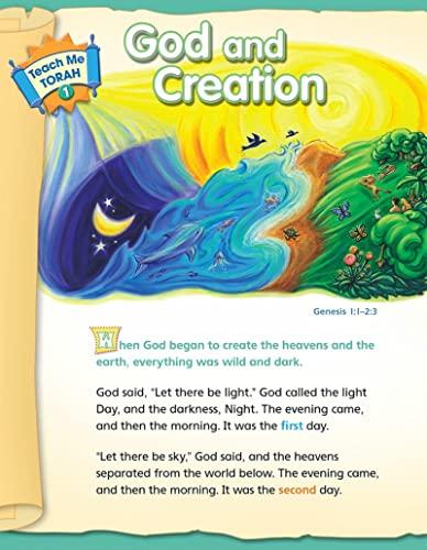 Teach Me Torah (set 1): Vicki L. Weber