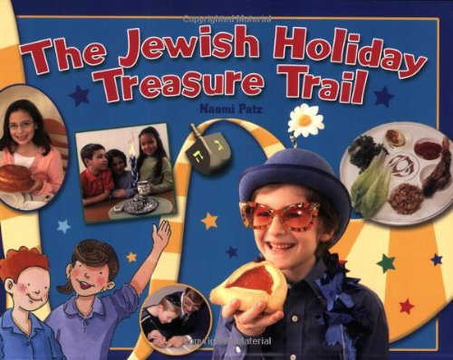 9780874418330: Title: The Jewish Holiday Treasure Trail