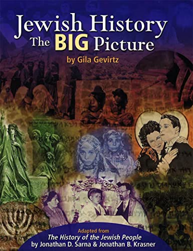 9780874418385: Jewish History: The Big Picture