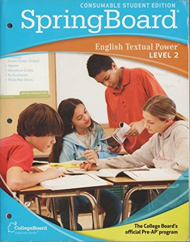 9780874479133: English Textual Power Level 2