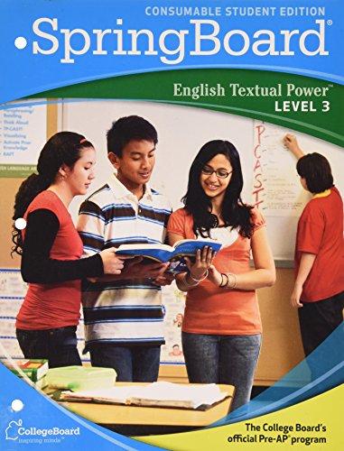9780874479140: English Textual Power Level 3