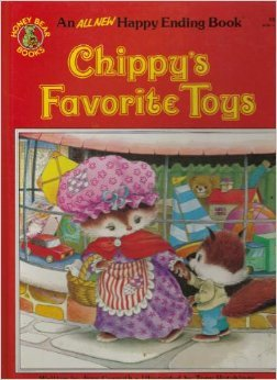 Chippy's Favorite Toys (Happy Ending Book): Carruth, Jane; Hutchi
