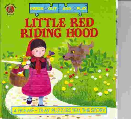 9780874490688: Little Red Riding Hood (Press Out and Play)