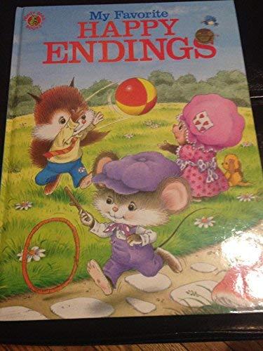 9780874490954: My Favorite Happy Endings (Honey Bear Books)