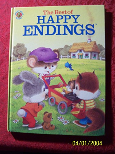 The Best of Happy Endings: Jane and illustrated