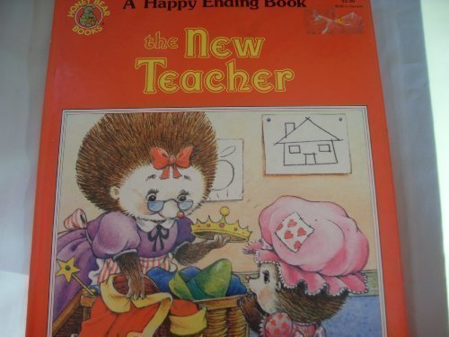 The New Teacher: A Happy Ending Book: Carruth, Jane, Hutchings,