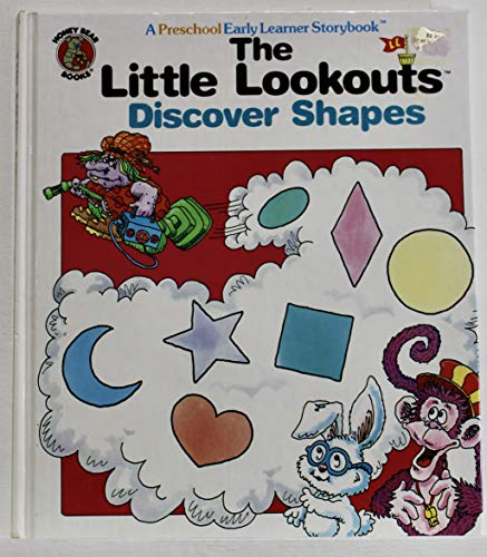 9780874493252: Little Lookouts: Discover Shapes