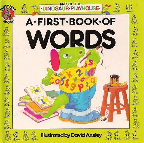9780874493788: A First Book of Words