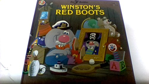 Winston's Red Boots: Hill, Carol; Hill, Frank