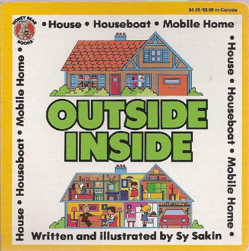 Outside Inside (Board Book): Sy Sakin