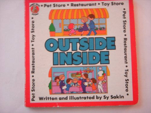 9780874494594: Outside Inside; Pet Store, Restaurant, Toy Store