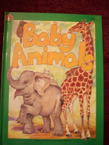 9780874495003: Baby Animals (Modern Picture Storybooks)