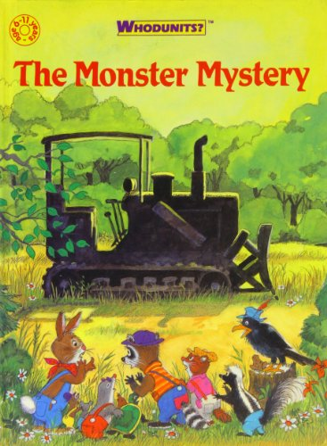 The Monster Mystery (Whodunits? Mystery Storybooks for beginning readers) (0874495113) by Jack Long