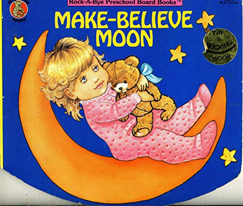 Make-Believe Moon (Honey Bear Rock-A-Bye Preschool Board: Kathleen Smith