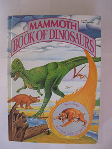 Mammoth Book of Dinosaurs: N//A