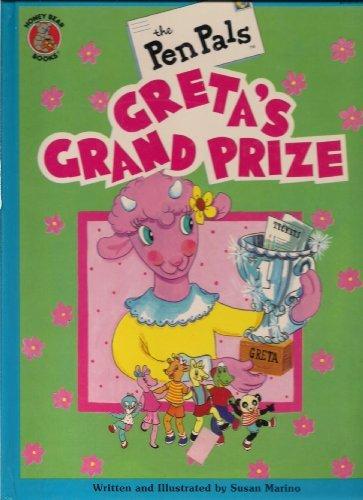 9780874497311: Greta's Grand Prize, Petey's Penpalmanship, Friend's Forever and Patsy's Play (Pen Pals)