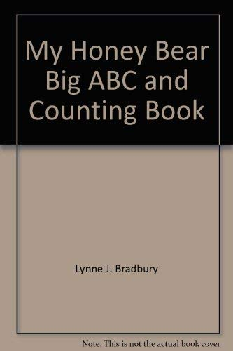 9780874497823: My Honey Bear Big ABC and Counting Book