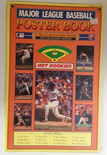 9780874498981: Major League Baseball Poster Books: Hot Rookies