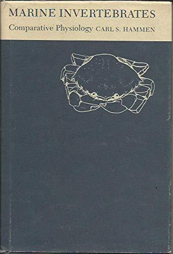 9780874511888: Marine Invertebrates: Comparative Physiology
