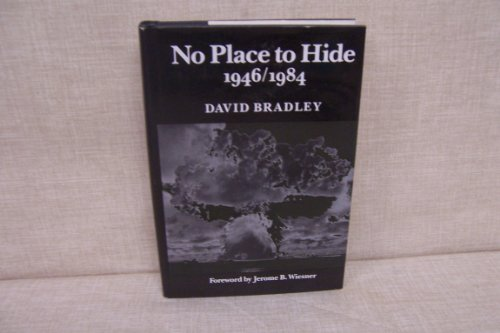 9780874512748: No Place to Hide 1946/1984