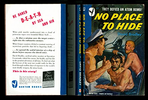 9780874512755: No Place to Hide 1946/1984