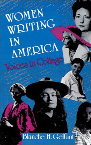 9780874513080: Women Writing in America: Voices in Collage