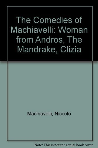 The Comedies of Machiavelli
